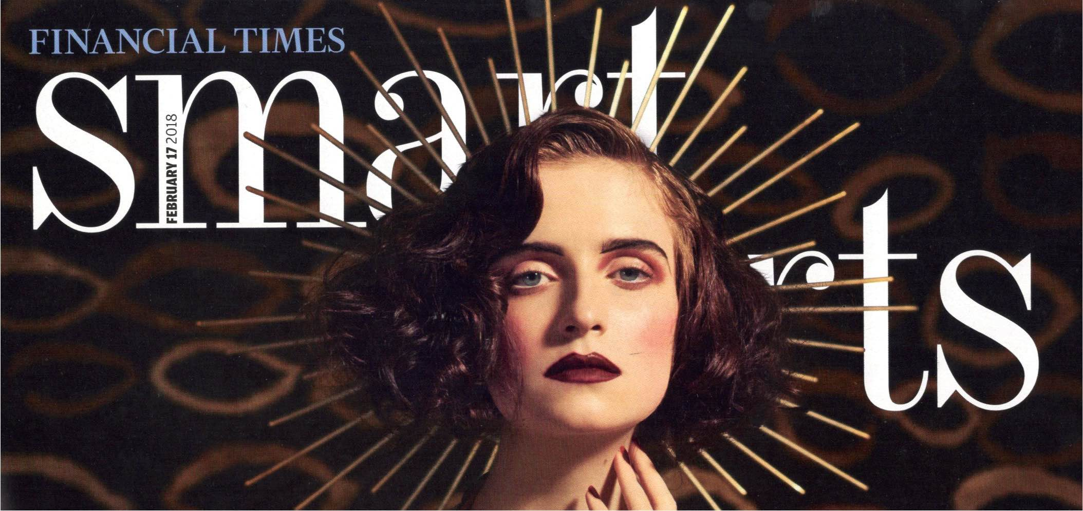 Financial Times Smart Arts - How to Spend it Magazine, February 2018